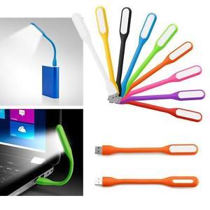 Xiaomi USB-LED Licht für PC Notebook Power Bank in 9 Farben für je 0,70€ inkl. VSK (eBay)