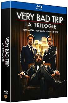 Blu-ray Box - Hangover Trilogie (3 Discs) für €11,92 [@Amazon.fr]