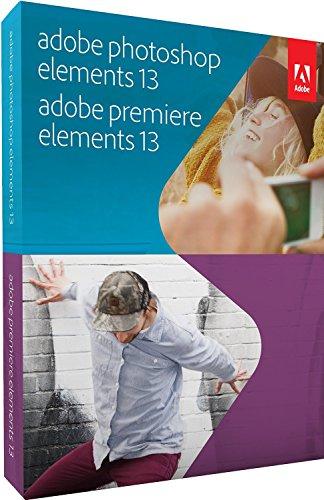 [Nur Englisch & für Studenten/Lehrer] Adobe Photoshop Elements 13 & Premiere Elements 13