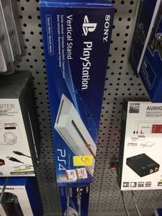 [LOKAL Media Markt Lingen] Original Sony Playstation 4 Vertical stand für 5€