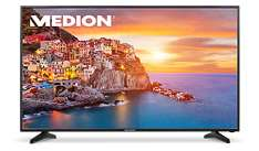 "[Medion] 138,4 cm (55"") LED-TV MEDION® LIFE® P18090 (MD 31179), Ultra HD 4k, HD Triple Tuner, DVB-T2, 100 Hz (interpoliert) + 5% shoop"