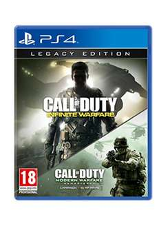 Call of Duty: Infinite Warfare - Legacy Edition [Inkl. Modern Warfare] (PS4)