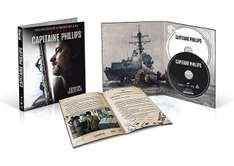 (Amazon.fr) Captain Phillips - Collector's Book (Blu-ray + DVD) für 9,78€