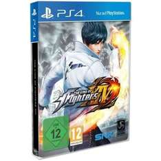 The King of Fighters XIV Day One Edition inkl. Steelbook (PS4) für 35,70€ inkl. VSK (Game UK)