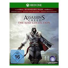 Assassins Creed The Ezio Collection (Xbox One & PS4 Real Abholung) für 29,95€