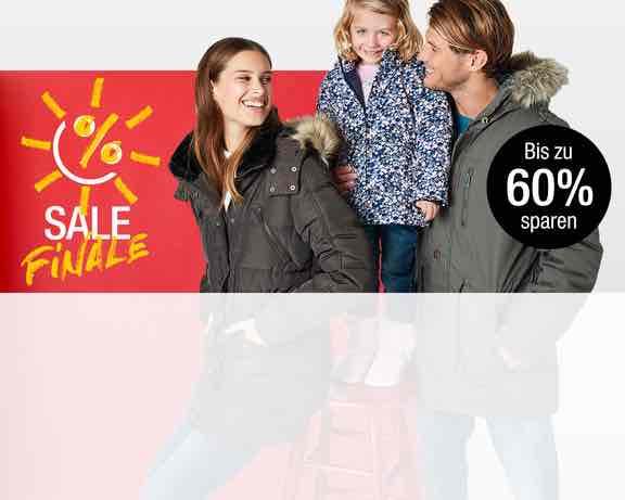 Galeria Kaufhof Final Sale mit bis zu 60% Rabatt!
