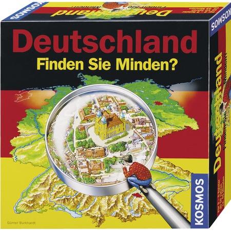 Deutschland - Finden Sie Minden? (Spiel) für 12,99€ @ ZackZack