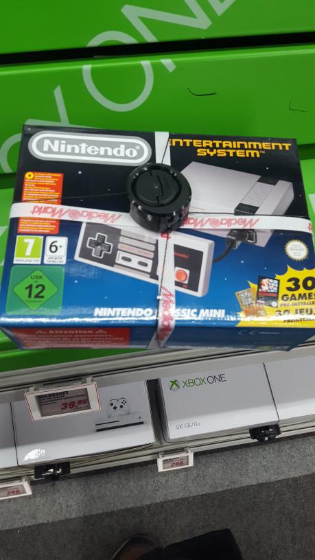 Nintendo NES Mini Classics (Berlin)
