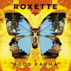 "ROXETTE Audio-CD ""GOOD KARMA"" incl. Amazon Download-Rip"