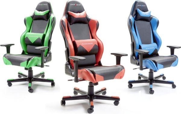 DXRacer R-Serie in versch. Farben für 289,95€ ansatt 339,95€