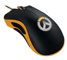 [SATURN EBAY] RAZER DEATHADDER CHROMA OVERWATCH LIMITED EDITION NEU OVP