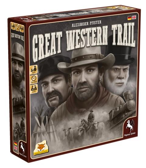 [Hugendubel] Great Western Trail Bestpreis (+weitere im Deal)