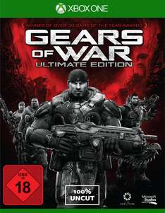 [Gamestop] Gears of War: Ultimate Edition - Xbox One - 9,96€