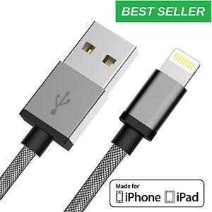 3 x Lightning Kabel (MFi Premium) für iPhone und iPad für nur 7,97€