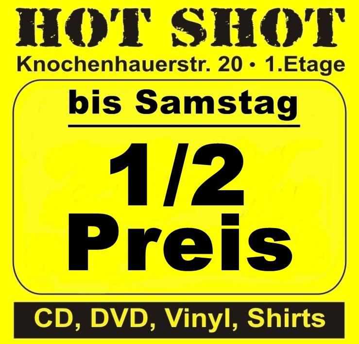 [Bremen] 50% auf das komplette Angebot bei Hot Shots