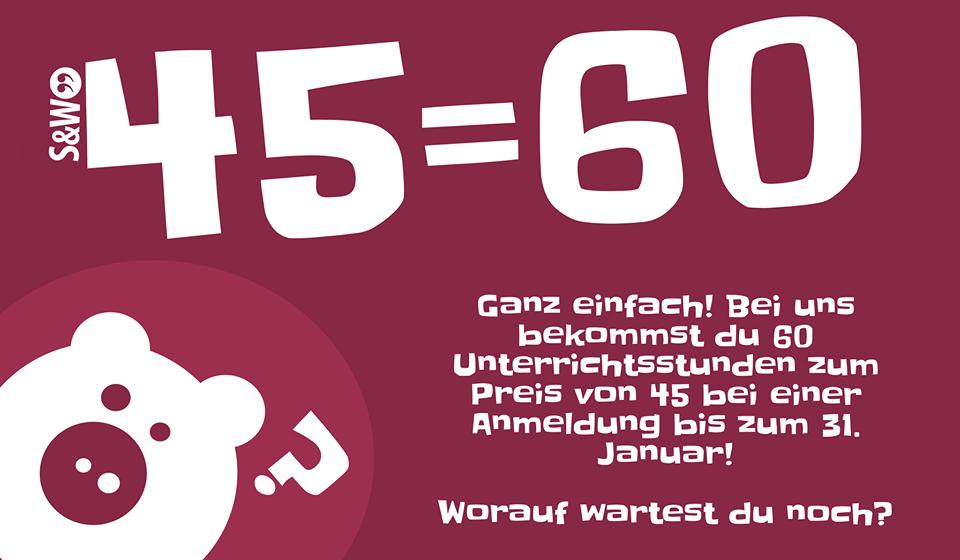 """[Leipzig] 25% Rabatt beim Sprachinstitut """"Sprache und Wirtschaft""""  (60 Unterrichtsstunden zum Preis von 45)"""
