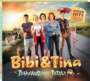 [Moluna.de] Bibi & Tina Tohuwabohu Total Hörspiel (5,95€) und Soundtrack (11,90€) günstig vorbestellbar