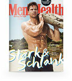 Mens Health Print-Zeitschrift 6 Monate für 6 Euro