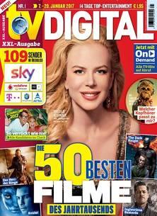 [Leserservice] TV Digital XXl - 6 Monate für effektiv 1,45€ durch 20€ Amazon-Gutschein (Kein Werber nötig)