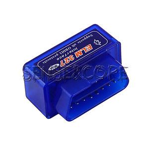 OBD2 KFZ-Diagnosegerät mit Bluetooth, Mini ELM327 für 3,29 € [ebay, Versand aus China]