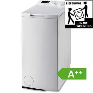 Indesit ITW D 61252 W1 für 299€- 6kg Toploader-Waschmaschine mit Lieferung in die Wohnung