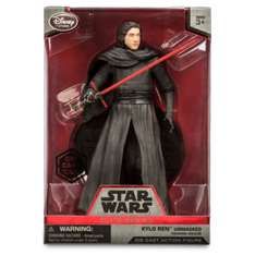 Star Wars Elite Series - Kylo Ren ohne Maske Die Cast-Actionfigur (ca. 18 cm)