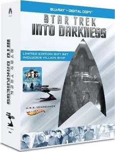 Star Trek - Into Darkness Blu-ray 3D Blu-ray Digital Copy (Limited Edition Gift Set Includes Villain Ship)