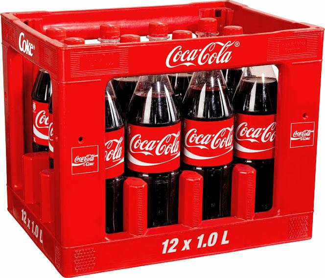 (Lokal Aachen) 7,44 Euro pro Kasten Cola (verschiedene Sorten)
