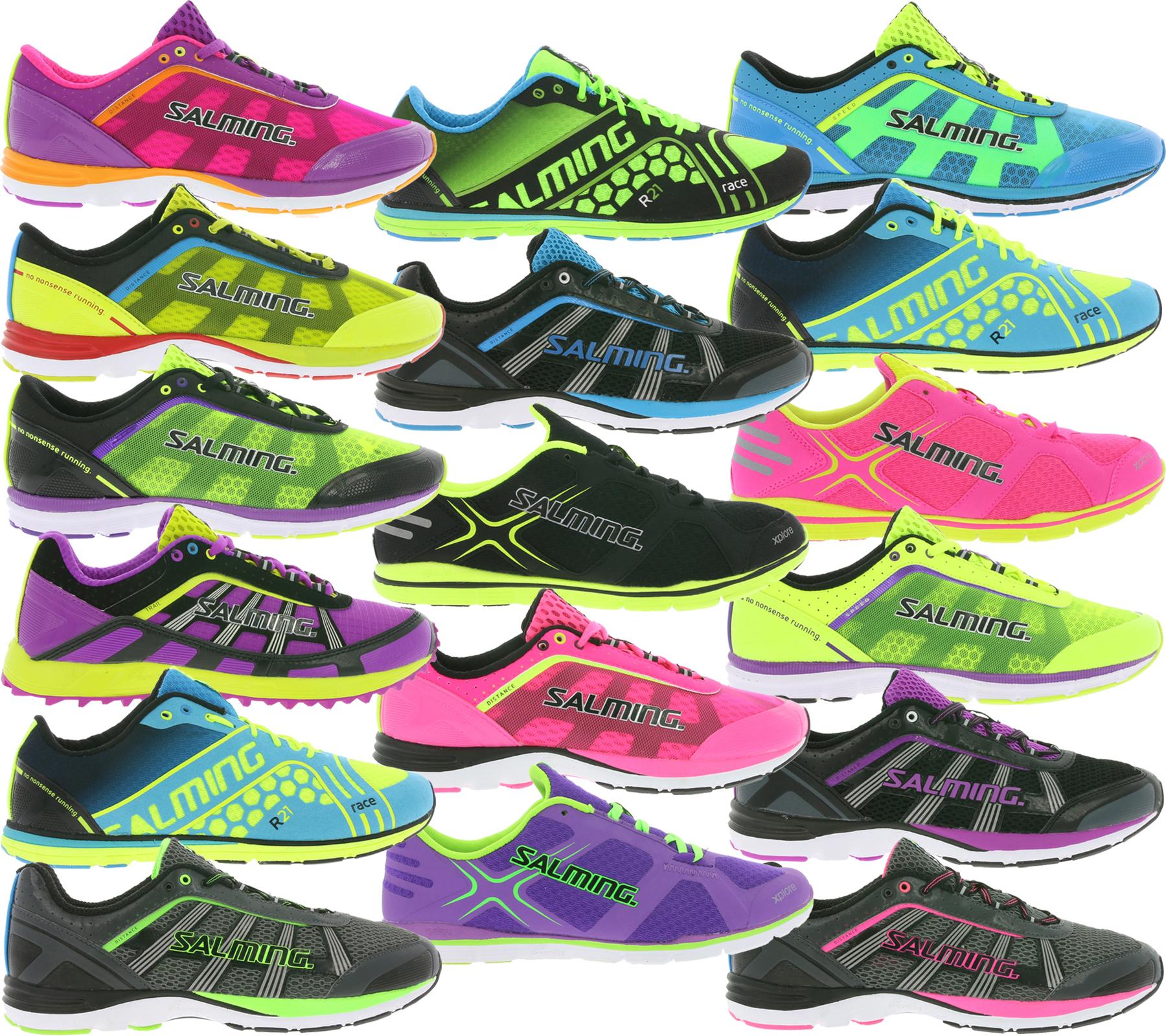 SALMING Laufschuhe für Damen und Herren - viele Modelle und Größen 19,99€ @ Outlet46