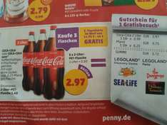 penny offline 3x 2 liter coca cola zero kaufen 2 tageskarte gratis. Black Bedroom Furniture Sets. Home Design Ideas