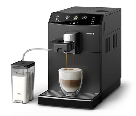 Philips Kaffeevollautomat Series 3000 HD8829/01 + 2kg Kaffeebohnen (316,25€ inkl. Qipu)