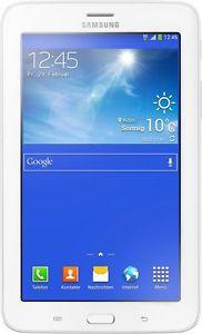 Samsung Galaxy T110N Tab 3 Lite weiß 8GB weiß #generalüberholt Verkäufer smallbug_technikshop bei ebay 69,90 Euro inkl. Versand (B-Ware)