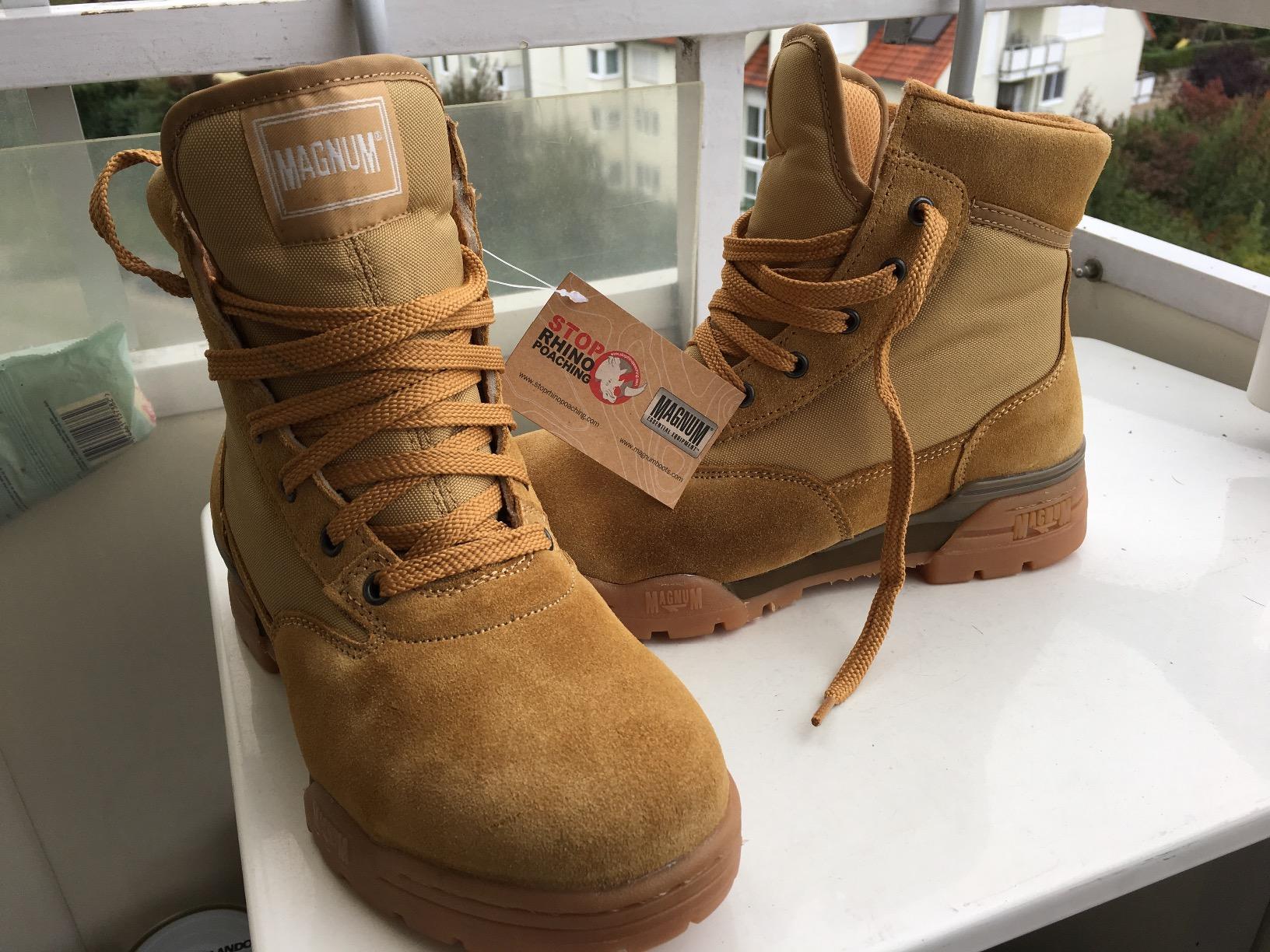[Amazon Prime] Magnum Classic Mid, Combat Boots
