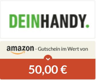 [Spartanien] BASE All-in M oder L für 10,99 € bzw. 13,99 € über DeinHandy + 50 € Amazon Gutschein von Spartanien