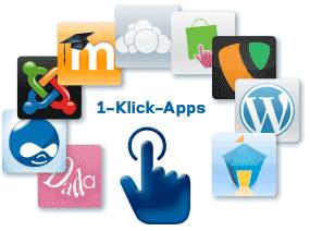 [1blu] Webhosting mit 10 .de-Domains, 150 GB Webspace, 80 MySQL-Datenbanken für 2,29 € mtl.