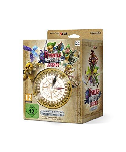 Hyrule Warriors: Legends - Limited Edition - (3DS) für 25,97€ [Amazon.de]