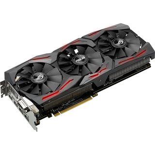 8GB Asus Radeon RX 480 ROG Strix 8G Gaming + 20€ Cashback