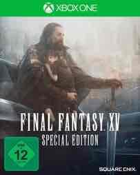 Final Fantasy XV (15) Special Edition - XBOne für 43,85€