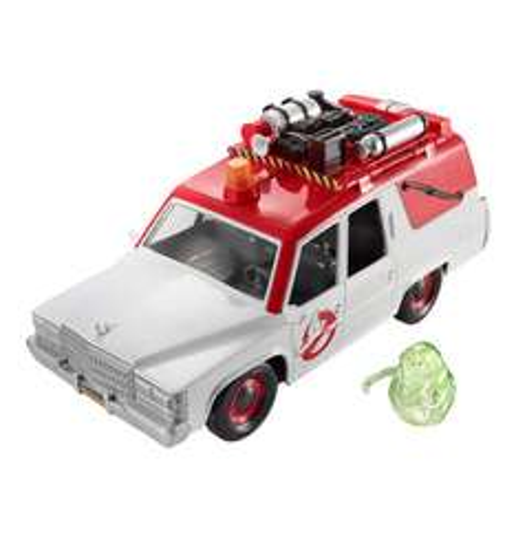 Fahrzeug Gostbuster ECTO-1-Auto