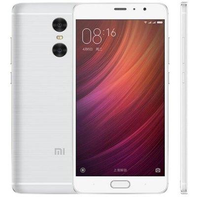 (Kein B20) Xiaomi Redmi Pro 4G Phablet 64GB ROM  -  SILVER 199393401 International Edition MIUI 8 3GB RAM 5.5 inch 2.5D Arc Screen Helio X25 Deca Core 1.55GHz Fingerprint Scanner 13.0MP Dual Rear Cameras Bluetooth 4.2 (Bei Gearbest)