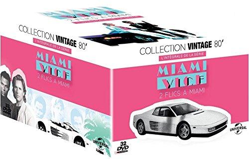 (Amazon.fr) Miami Vice - Die komplette Serie (32x DVD) für 24€