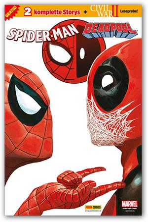 Gratis Comic (und mehr) zum Marvel Tag