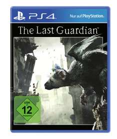 The last Guardian PS4 fur 38,99€ Retail (Versand Amazon aus Deutschland)