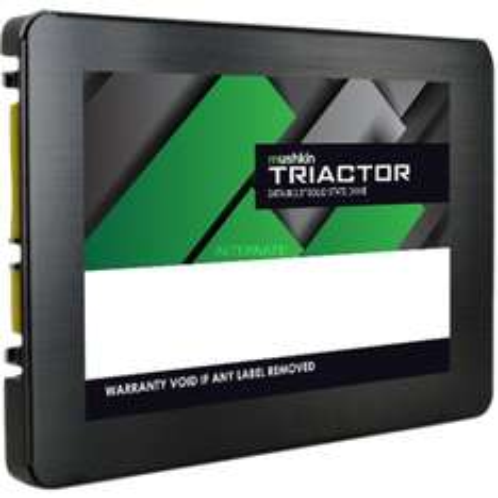 Mushkin Triactor SSD 500GB - 129,85 € bei zackzack