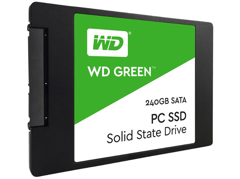 [Mediamarkt] Western Digital Green,Interne SSD 6.35 cm (2.5 Zoll) 240 GB für 69,-€ Versandkostenfrei