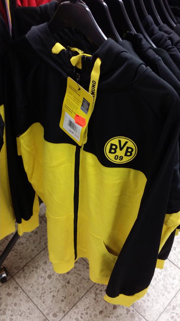 [Lokal Hamburg] BVB Jacke für 15€