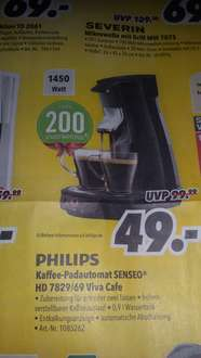 Philips Senseo HD 7829/69 Viva Café
