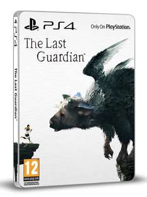 Grenzgänger Niederlande PS4 The Last Guardian Special Edition