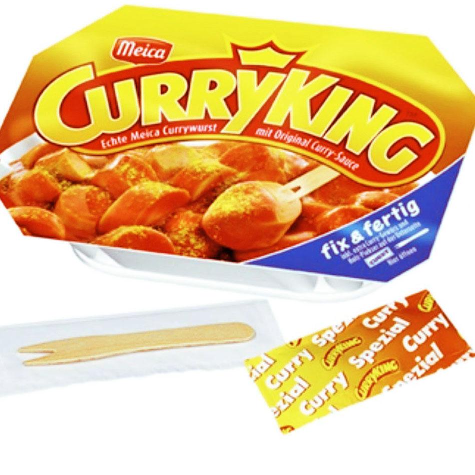 Curry King herzhaft oder extra scharf für nur 1,49€ @Netto MD