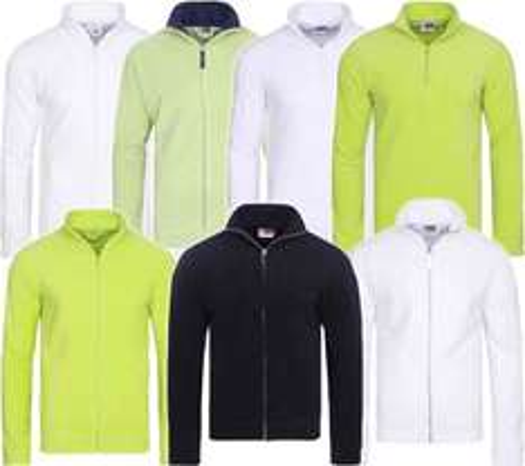 US BASIC Herren Fleecejacke oder Fleecepullover für je 4,99€ *UPDATE* Sweater, Jacken, Parka, Westen uvm